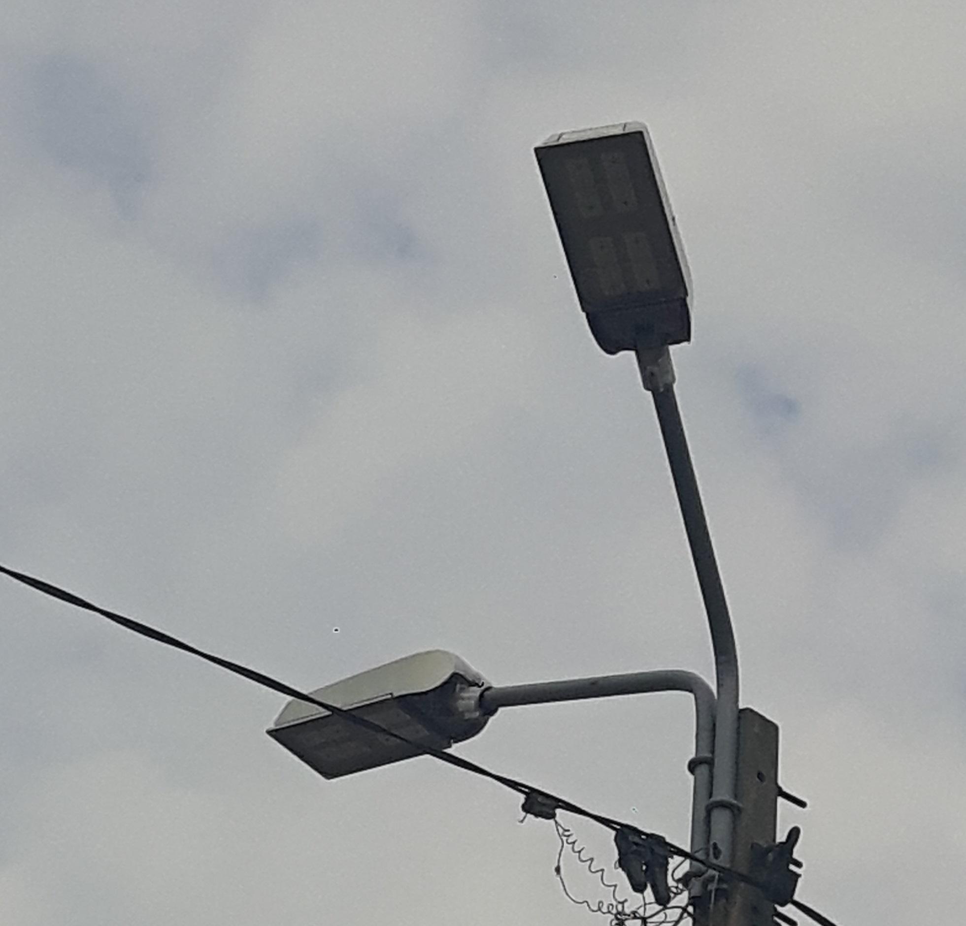Zmodernizowano Oświetlenie Uliczne W Ząbkach W Ramach Ppp